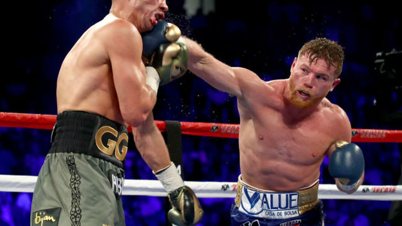 Controversial draw overshadows great Canelo-GGG fight