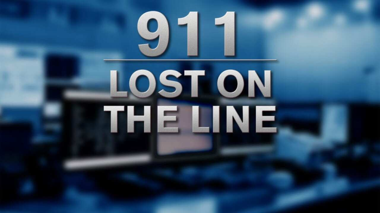 911 Lost on the Line