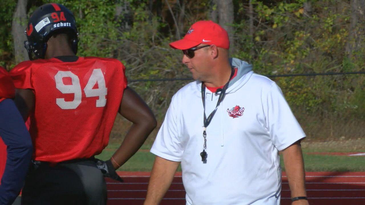 Lowndes High School names Jamey DuBose as new head football coach