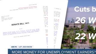 More money could be on the way for unemployment recipients