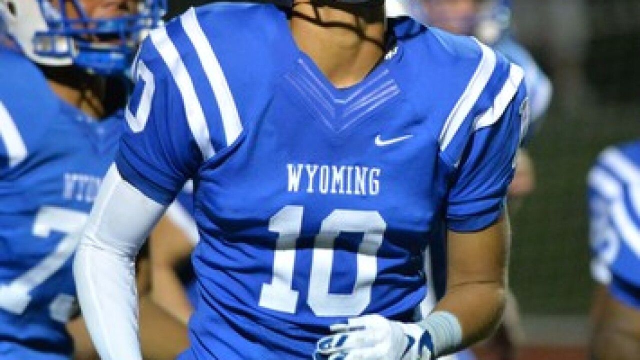 Indian Hill beats Wyoming Cowboys 19-14