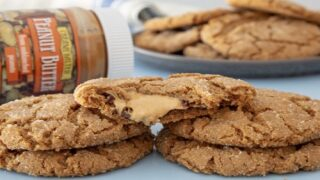 Trader Joe's Peanut Butter Cup Cookie Recipe Calls For Just 6 Easy Ingredients