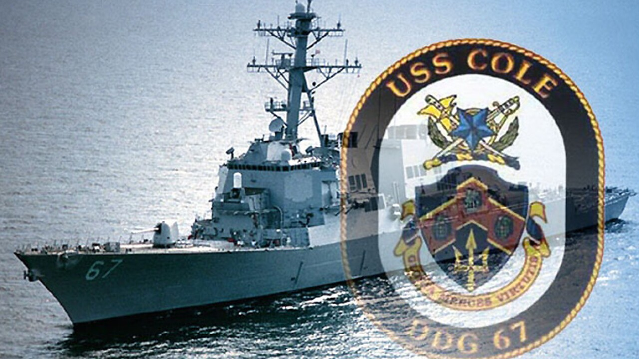 USS Cole victims' families agree to settle lawsuit