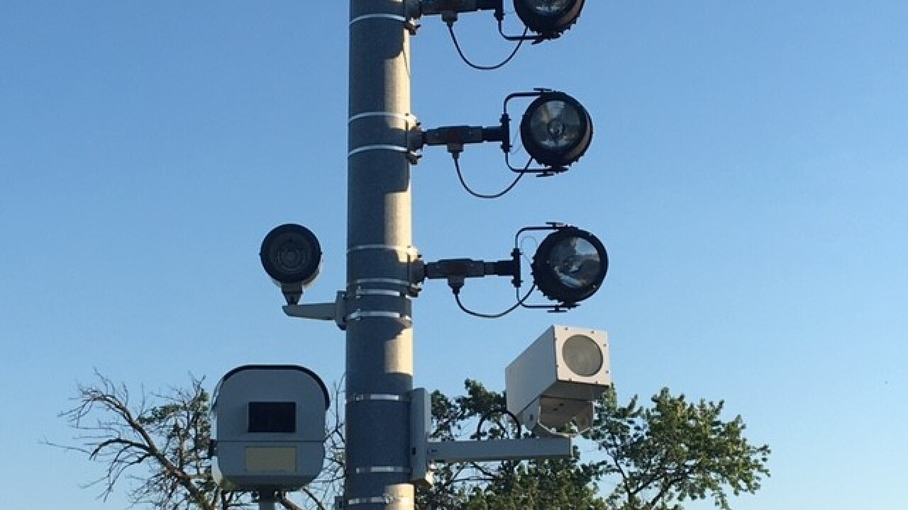 Red light, speed cameras coming to Baltimore