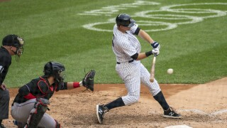 DJ LeMahieu Marlins Yankees Baseball