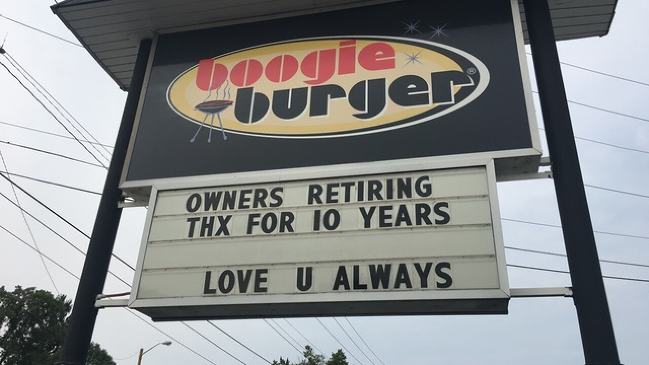 Broad Ripple burger spot closes after 10 years