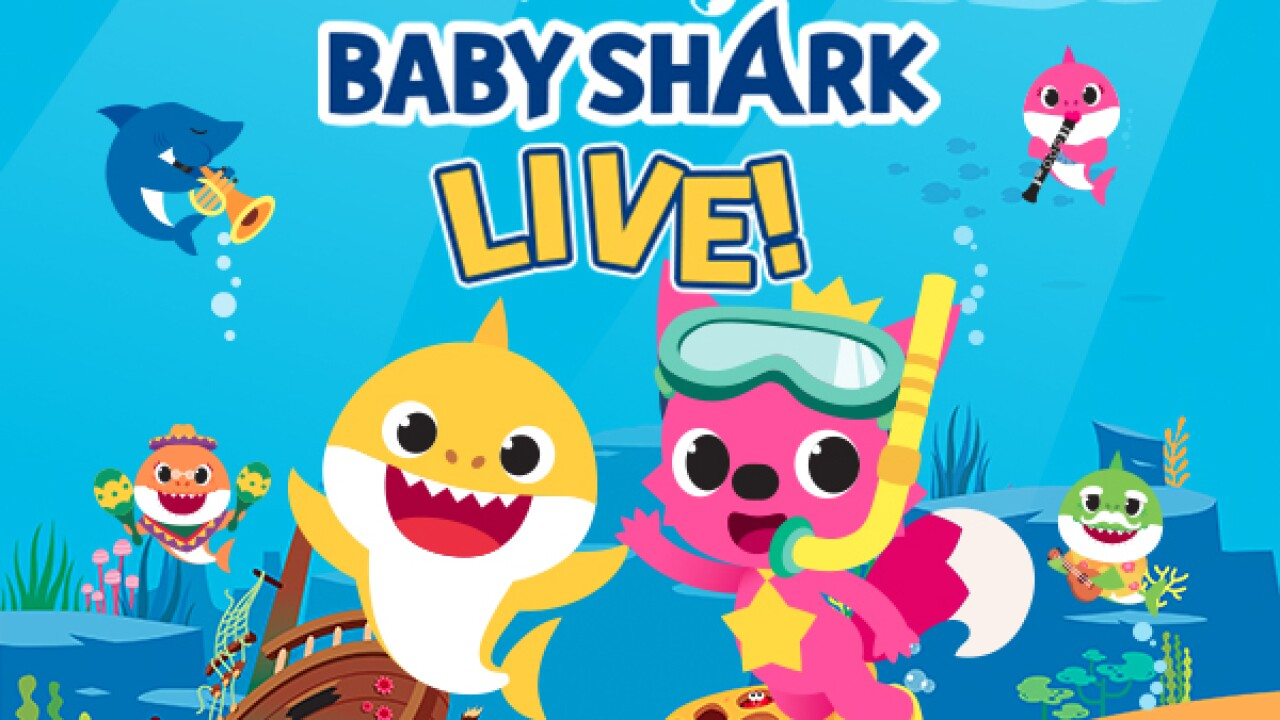 'Baby Shark live' coming to Richmond, Doo Doo Doo Doo Doo Doo