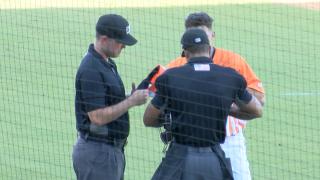 Hooks players talk foreign substance checks