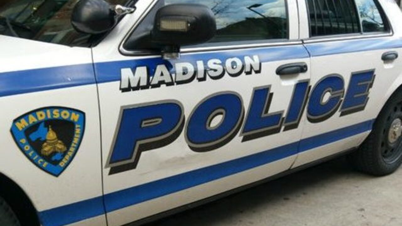 Madison police respond to looting, damaging of property during Saturday night protests