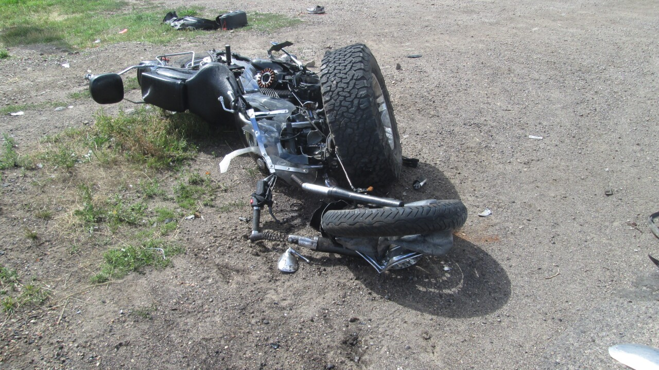 UHP suspects drowsy driving after vehicle hits, kills motorcyclist near Panguitch
