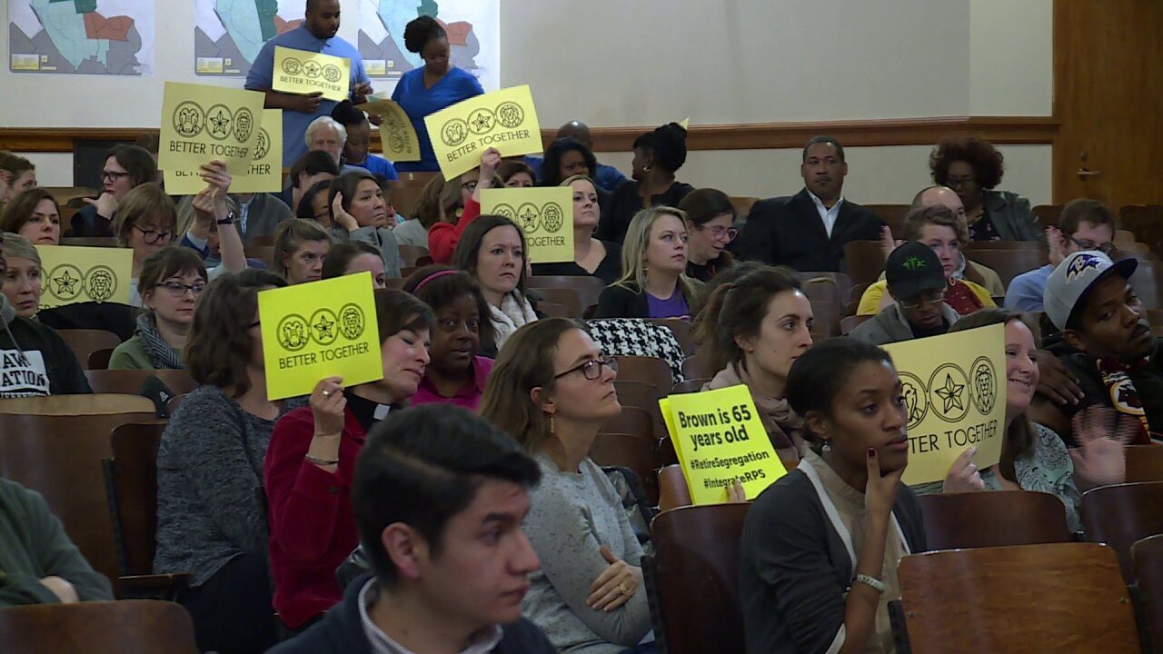 RPS school leaders fail to pass plan to integrate, fix overcrowding of Northsideschools