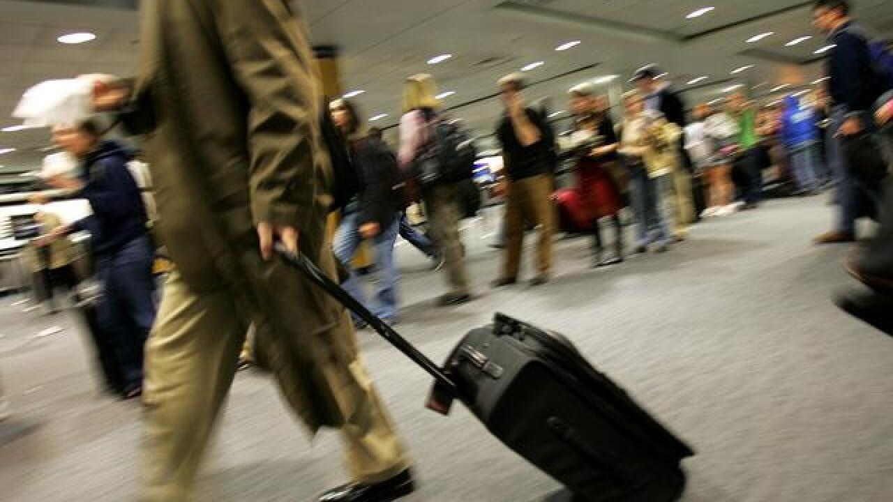 TIA preps for record-breaking holiday travel