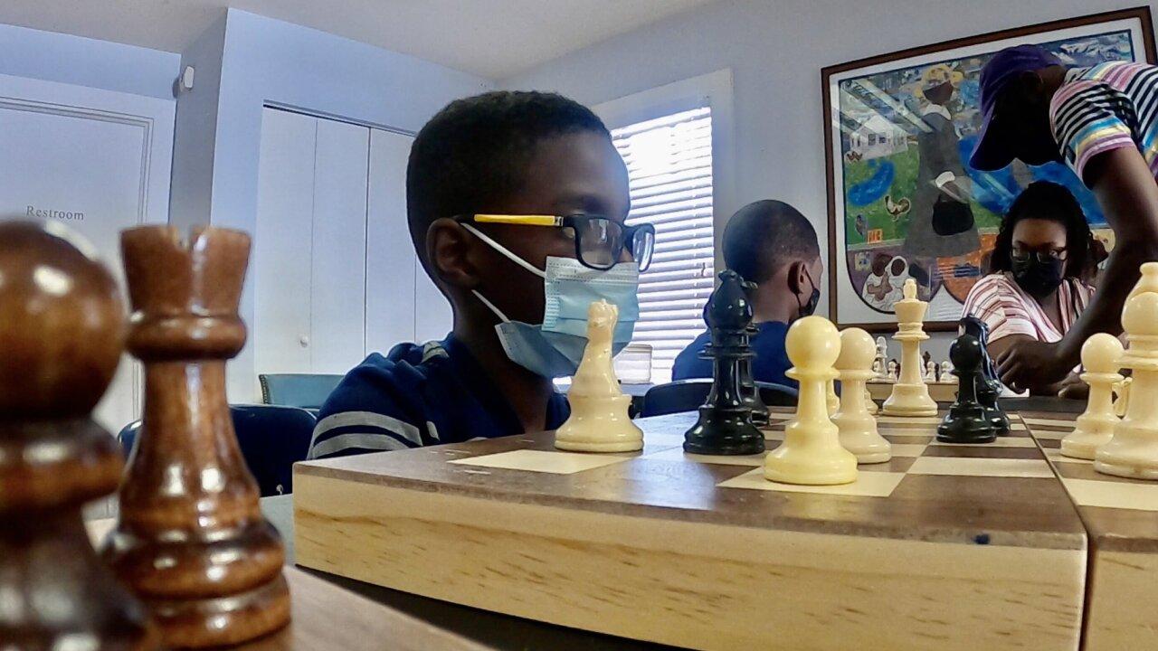 James McCray chess cA Delray Beach man enjoys spreading his love of chess to the next generation.lub5.jpg