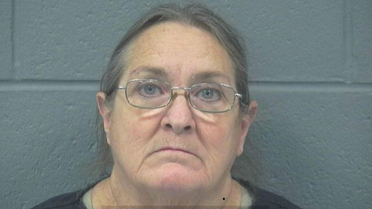 Rogers County woman arrested after special needs grandson left at Kansas rest stop