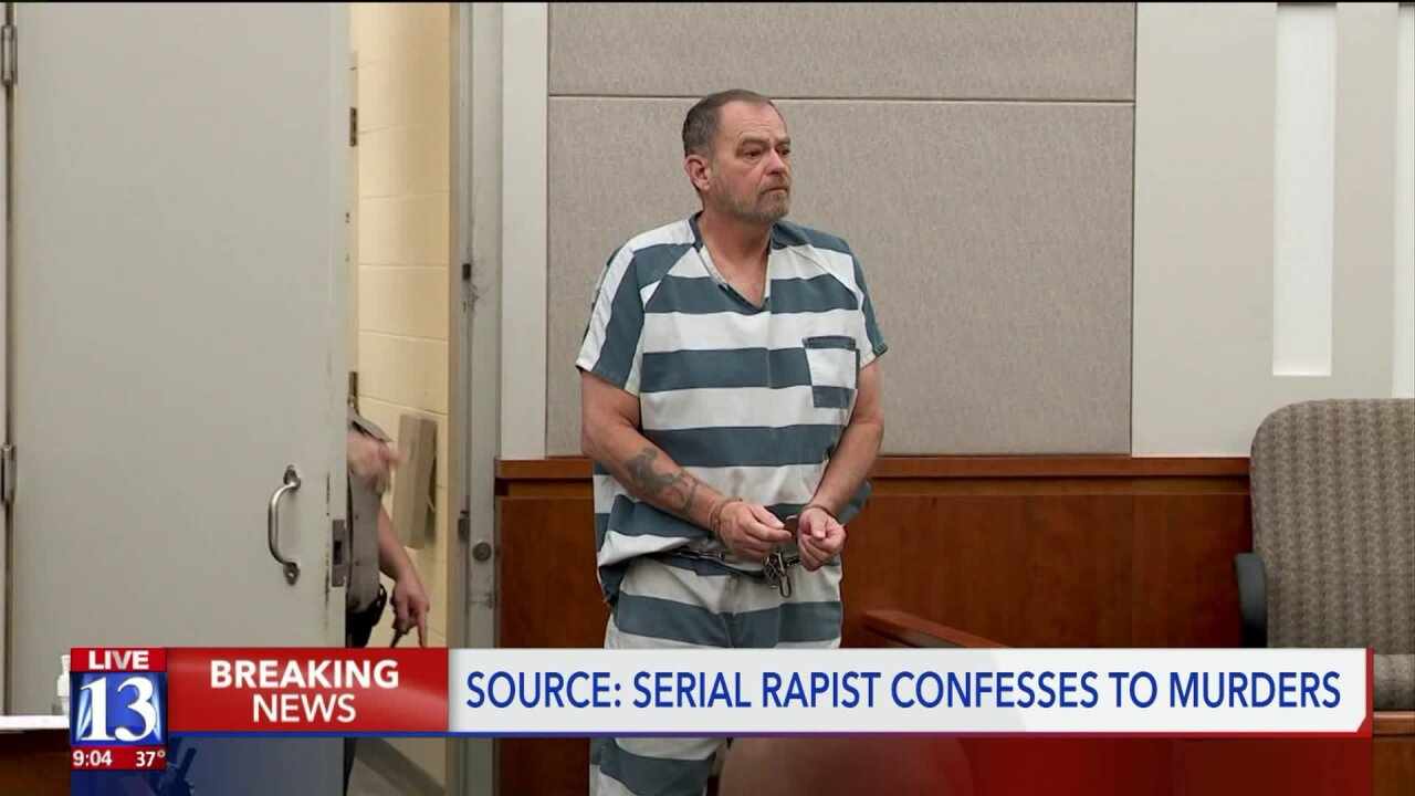 FOX 13 Exclusive: Suspect in Clearfield serial rape cold case is now confessing to multiple murders