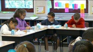 School district says breakfast in classroom program improving academics andbehavior