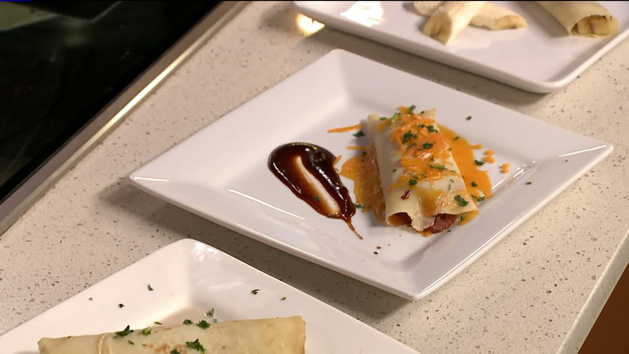 Smith's Food and Drug 'Sunday Brunch' features Crepes