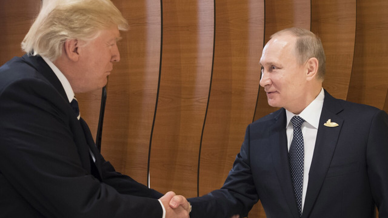 Putin, Trump to hold summit in Helsinki on July 16