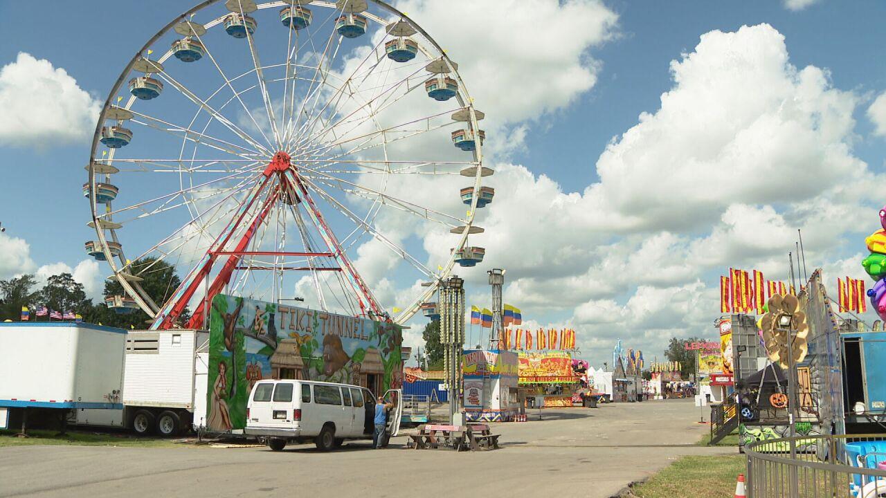 Wilson County Fair TN State Fair