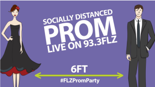 93.3FLZ Socially Distanced Prom
