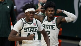 Michigan State climbs in AP Top 25, Michigan still lingers just outside