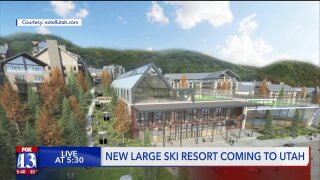 Take a first look at the 5,600-acre Mayflower MountainResort