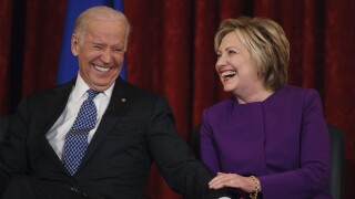 Hillary Clinton set to endorse Joe Biden on Tuesday