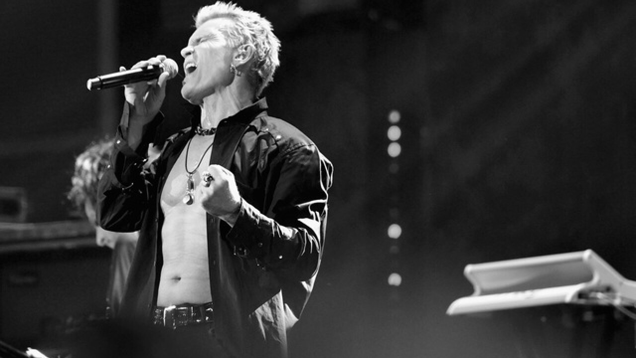 Another rebel yell: Billy Idol returning for Las Vegas residency