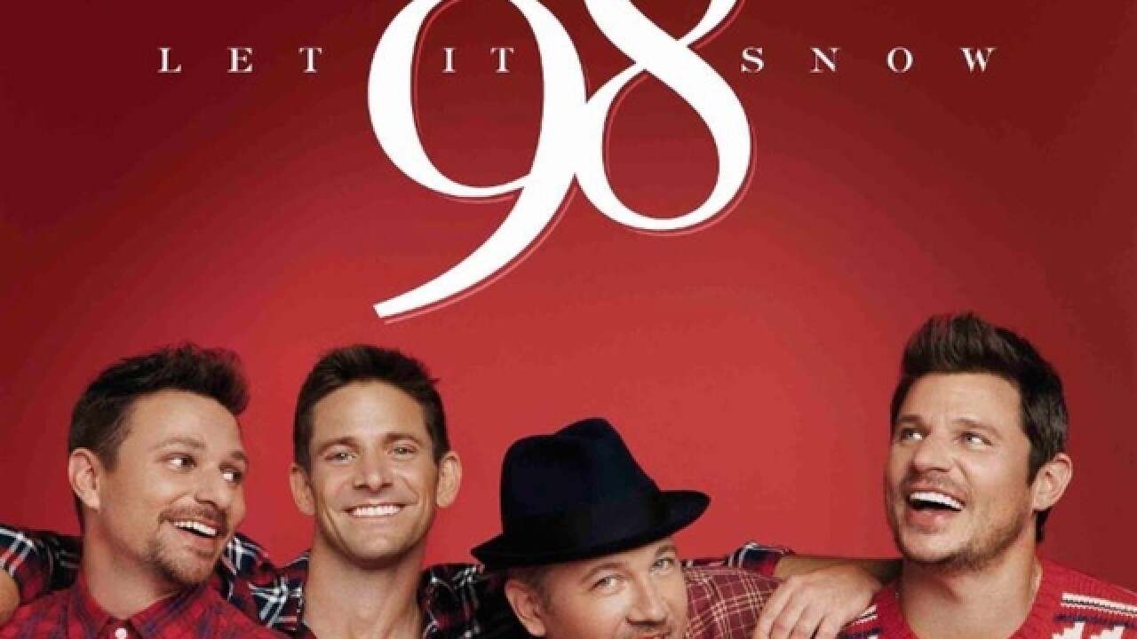 98 Degrees to release Christmas album, perform at Aronoff Center