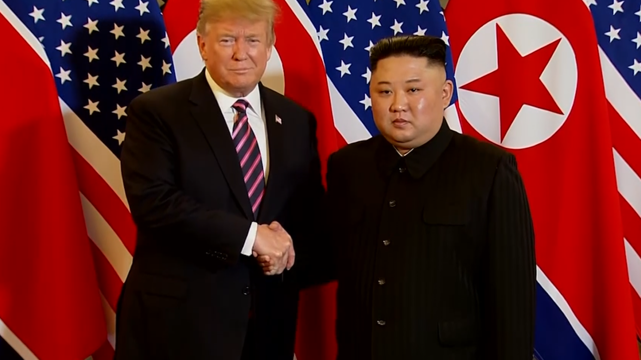 Peace expert expresses concern after Trump-Kim summit abruptly ends