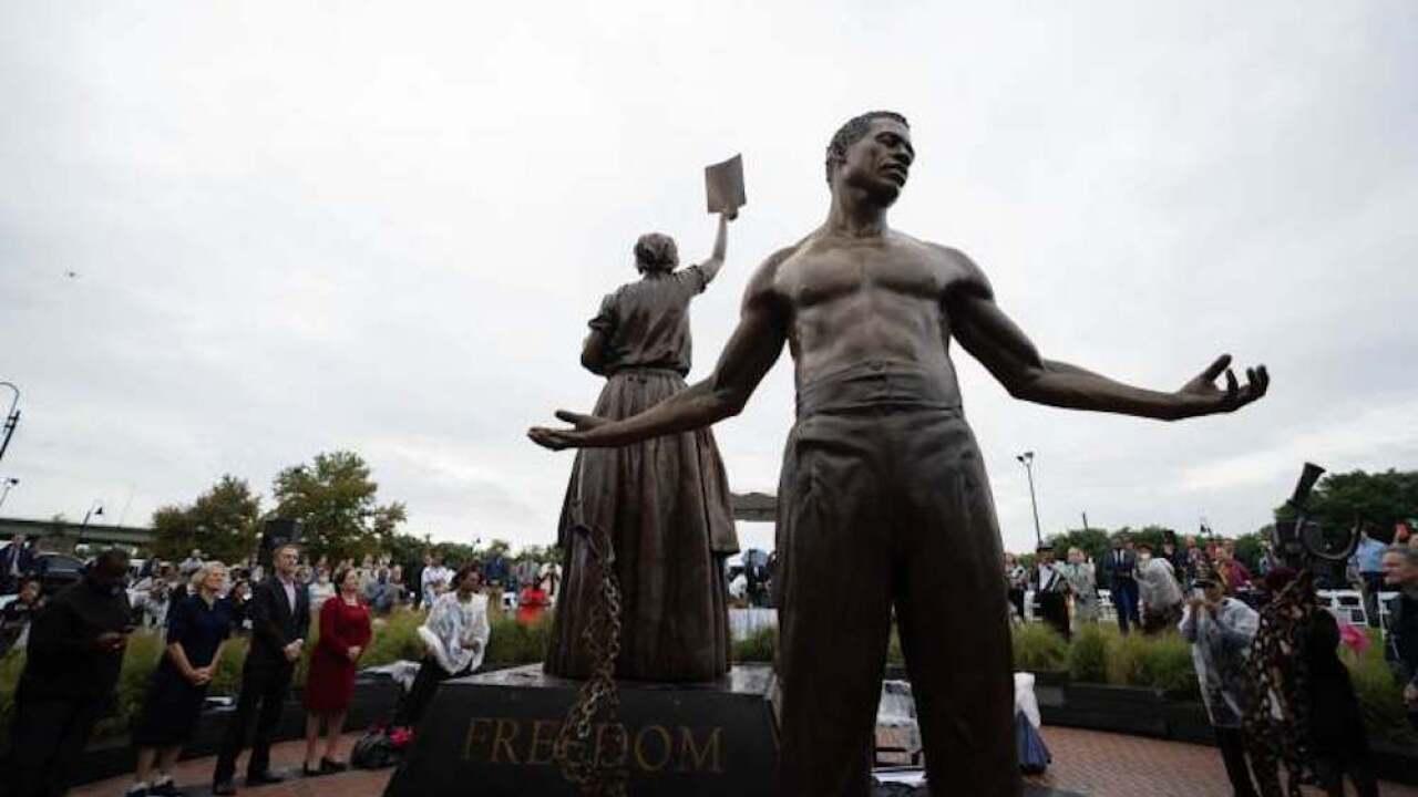 Richmond Emancipation and Freedom Monument