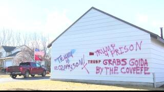 Stevensville couple pleads for vandalism to stop