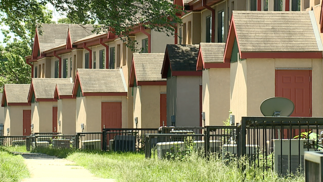 Housing authority properties