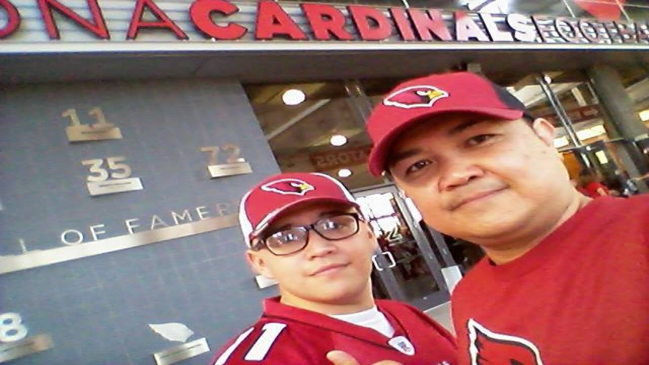 GALLERY: Go Cards! Your fan photos