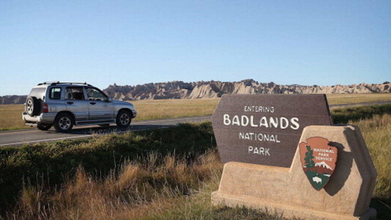 Badlands National Park deletes tweets on climate change