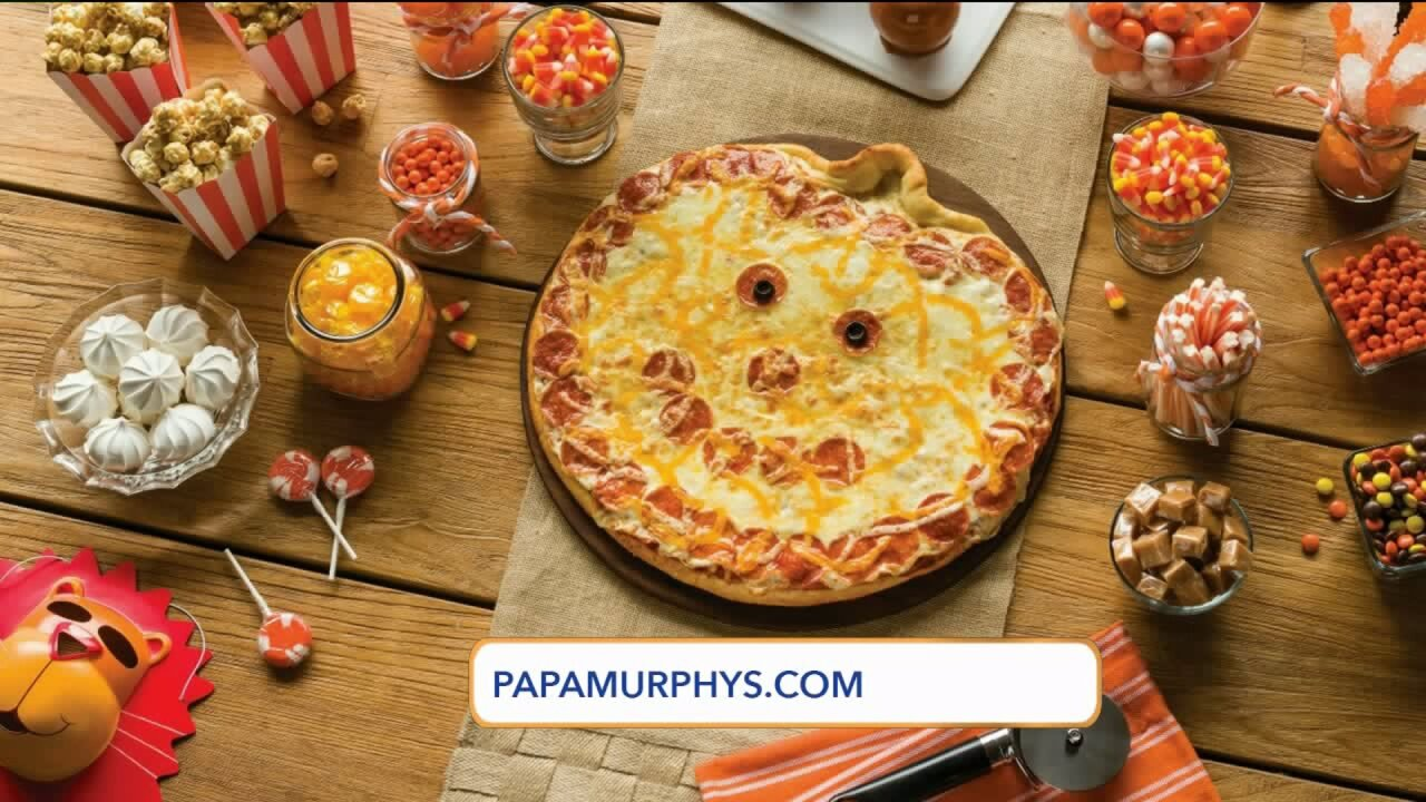 Jack O'Lantern Pizza is back just in time for Halloween