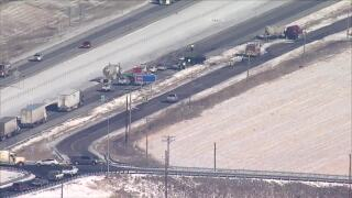 i-25 closed near fort collins