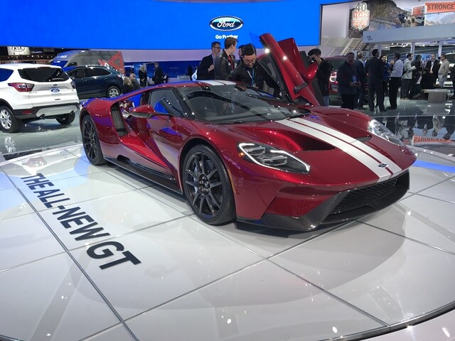 PHOTO GALLERY: Scenes from the North American International Auto Show