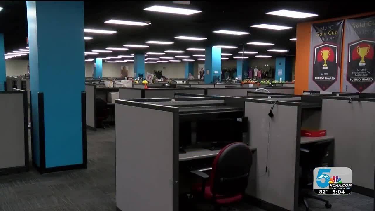 Call Center in Pueblo