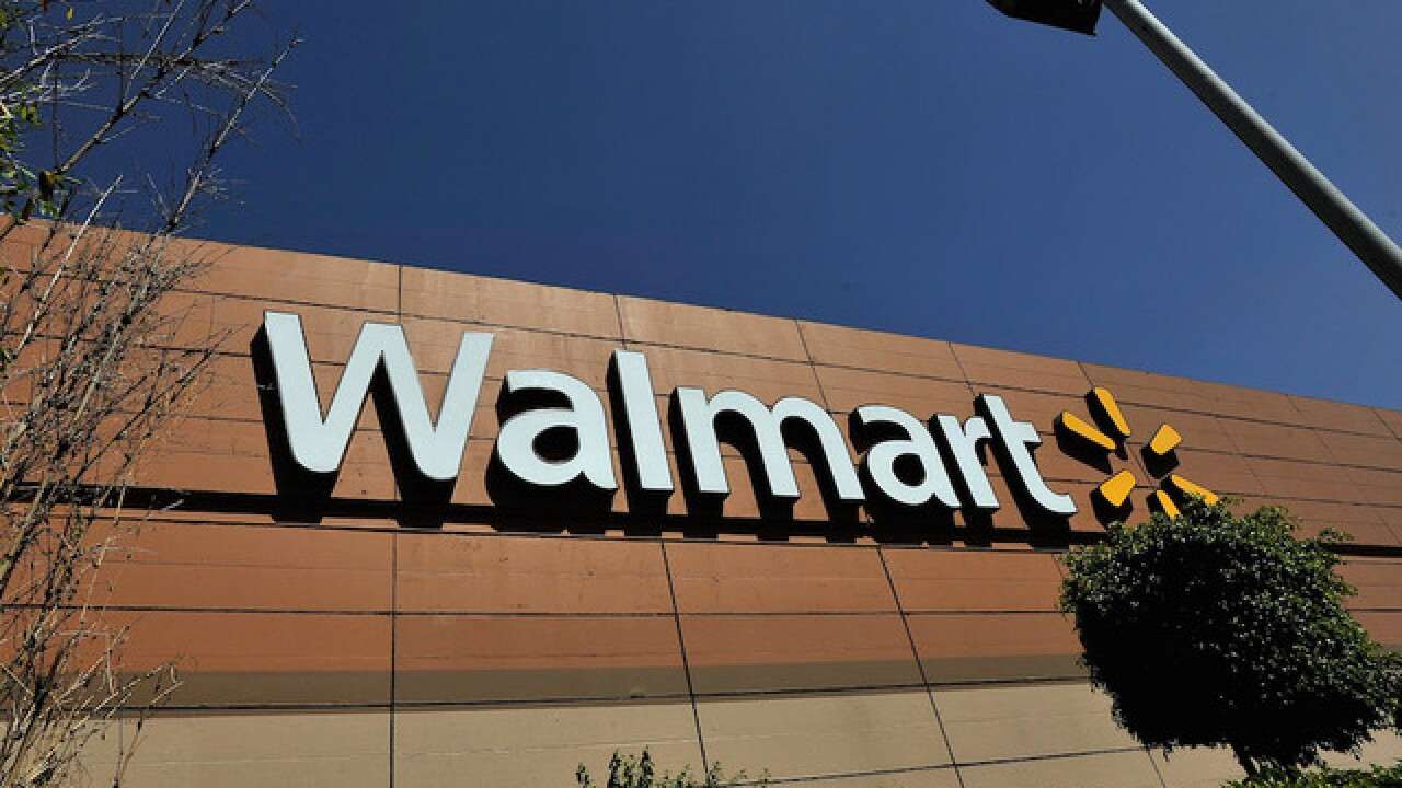 Gunman killed by police after hostage situation inside Texas Walmart