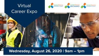 Virtual job fair on Aug. 26, 2020