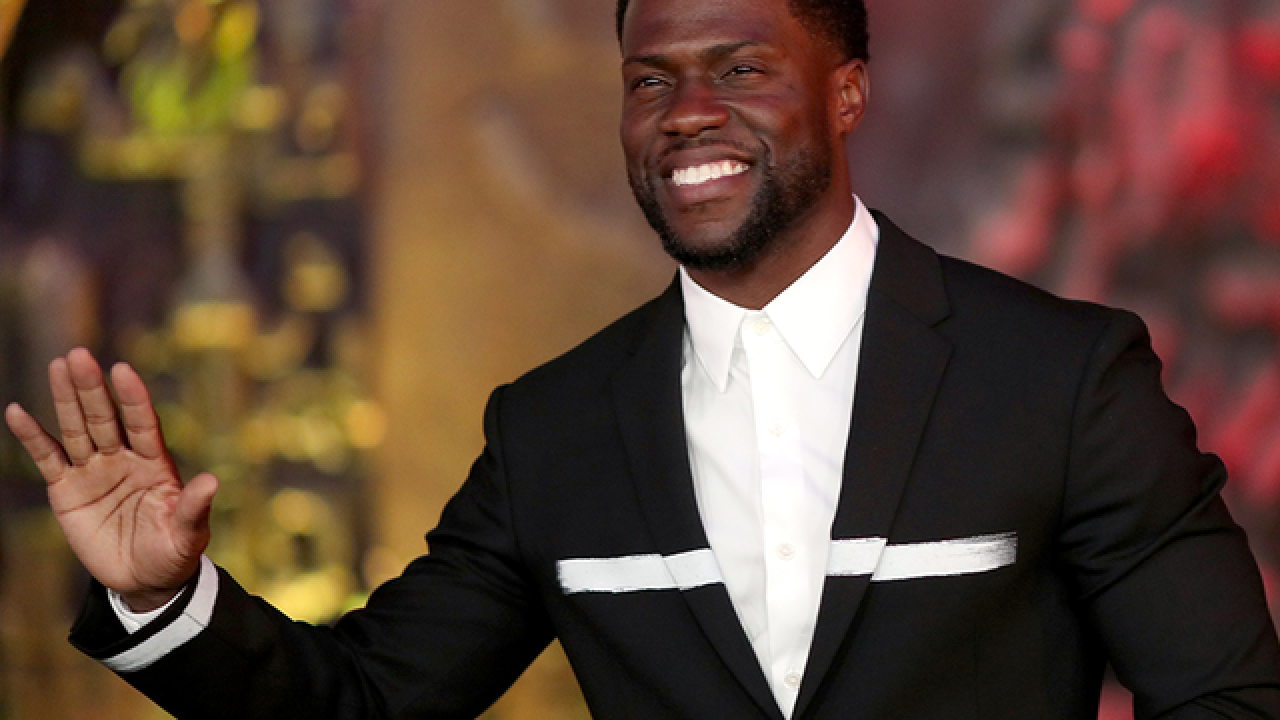 Kevin Hart brings 'Irresponsible Tour' to Tampa's Amalie Arena in 2018