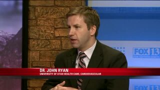 Be Well Utah: Interview with Dr. John Ryan, heart health
