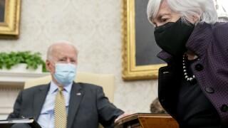 Yellen: Biden's phased-in spending plan won't fuel inflation