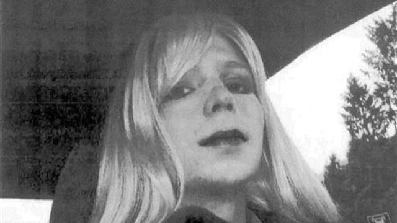 Chelsea Manning, military whistleblower, hospitalized