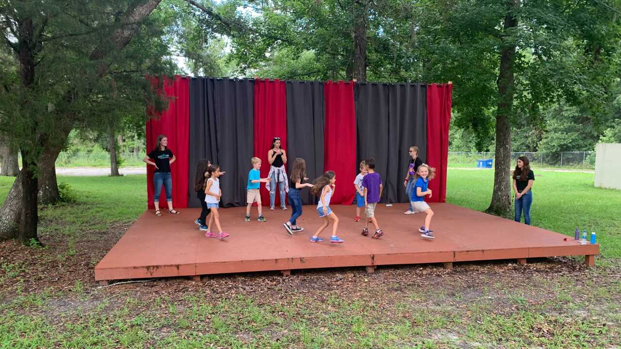 Kid theatre