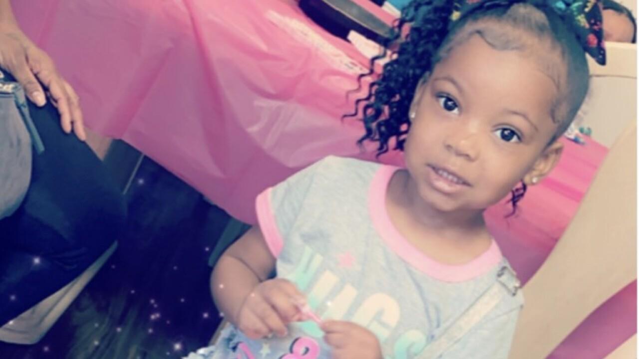 3-year-old shot in Detroit