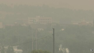 "Air quality across parts of Montana is now ""unhealthy"""