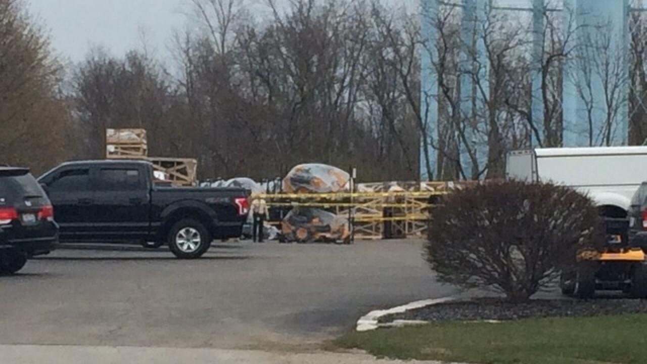 Body found near Milford High School