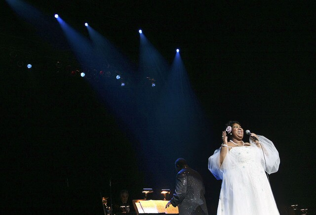 Photos: Remembering Aretha Franklin